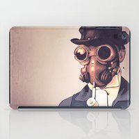 steampunk iPad Cases featuring Steampunk by FalcaoLucas