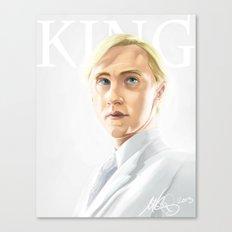 Draco at King's Cross Canvas Print