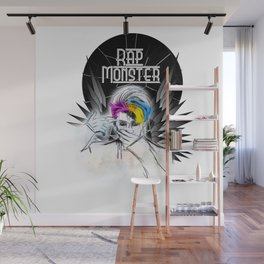 Rap Monster (Wings) Wall Mural