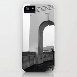 Griffith Observatory Views iPhone Case
