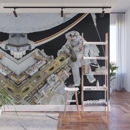 Spacewalk Wall Mural