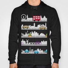 City travel Hoody