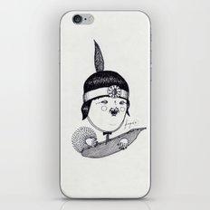 Apache Kid iPhone & iPod Skin