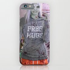 FREE HUGS Slim Case iPhone 6s