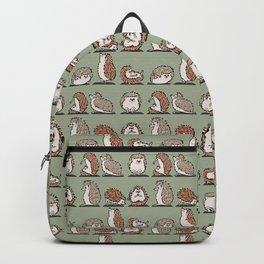 Hedgehog Yoga Backpack