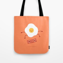 Easy Over Tote Bag