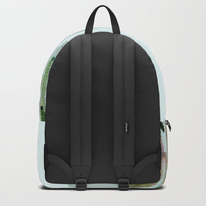 horizont cactus Backpack