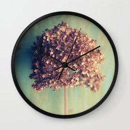 Autumnal Light no.2 Wall Clock