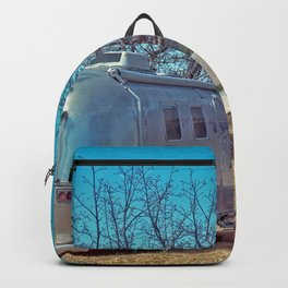 winery airstream Backpack