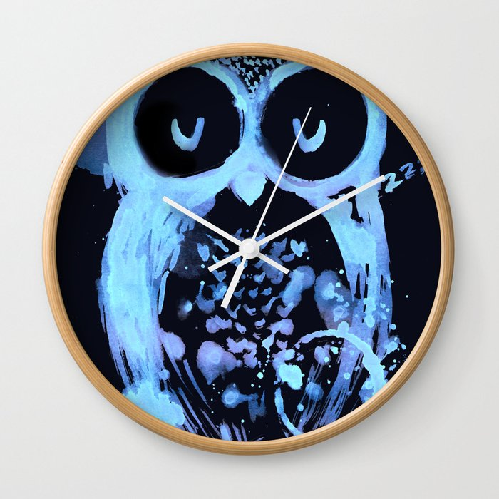 Too Early Bird Wall Clock