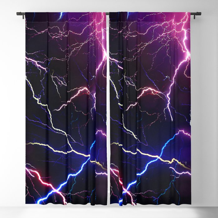 Electric Blackout Curtain