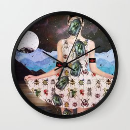 Beetledress Wall Clock