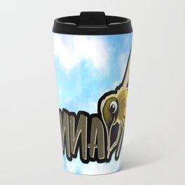 WANNA BEE Travel Mug