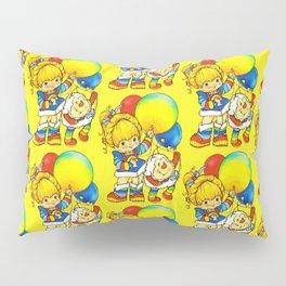 Vintage Ephemera Inspired Pillow Sham