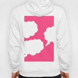 pink thoughts Hoody