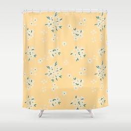 Sunshine Bouquets Shower Curtain