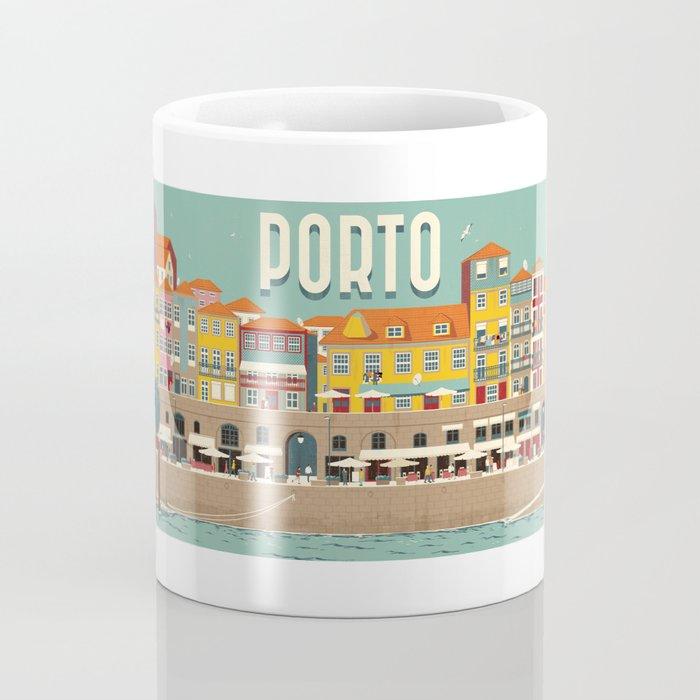Porto - panoramic Coffee Mug