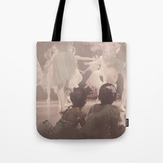 Ballerinas Tote Bag