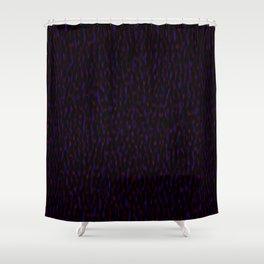 Globular Field 8 Shower Curtain