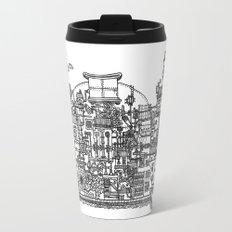 Busy City XI Travel Mug