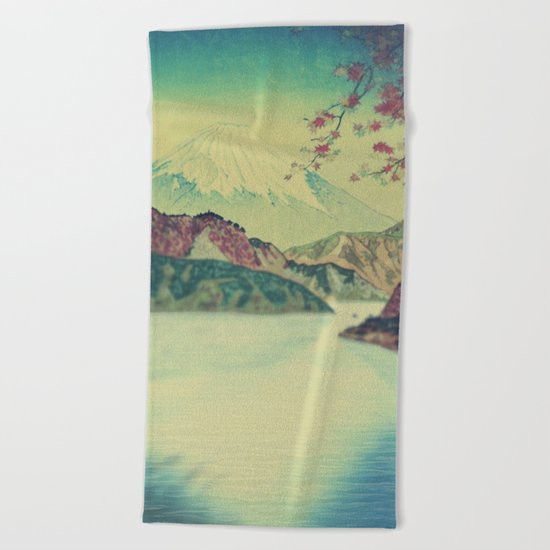In Awe Beach Towel