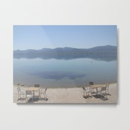 Greek Beauty 2 Metal Print