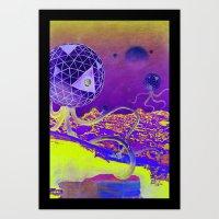 Expansion Volume III Poster Art Print