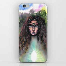 Forest Fairy iPhone Skin