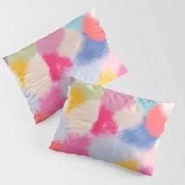 Splotches - by Kara Peters Pillow Sham