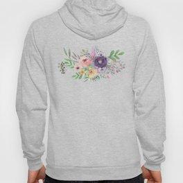 Flowers Gradient Hoody