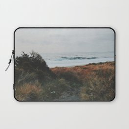 A Day By The Ocean Laptop Sleeve