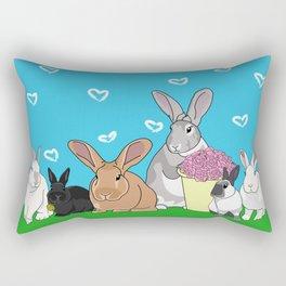 The Puha Pack Rectangular Pillow