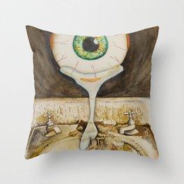Detox Throw Pillow