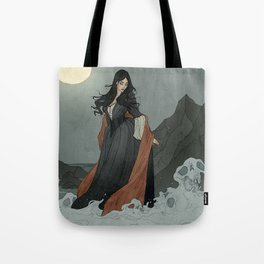 Annabel Lee Tote Bag