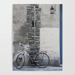 Bicycles of Tuscany7 Poster