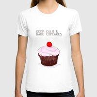 keep calm T-shirts featuring keep calm by techjulie