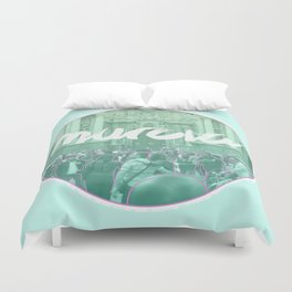 Murcia is color Duvet Cover