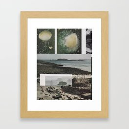 What We Consume Affects Our Body And Mind Framed Art Print