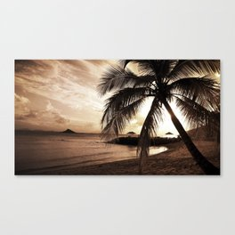 Paradise II - series -  Canvas Print