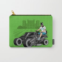 The Bat-mow-bile Carry-All Pouch