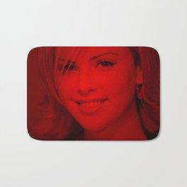 Charlize Theron - Celebrity (Photographic Art) Bath Mat