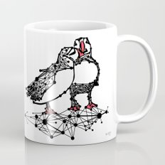 the Puffins Mug