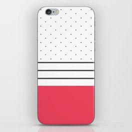Many Hearts iPhone Skin