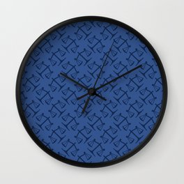 Scales of Justice design for Lawyers, Judges, and Law Enforcement Wall Clock