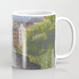 Dean Village Edinburgh Scotland Coffee Mug