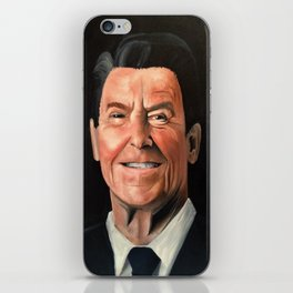 Ronald Reagan iPhone Skin