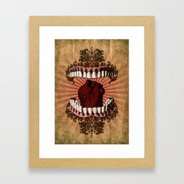 What Color is Your Soul? Framed Art Print