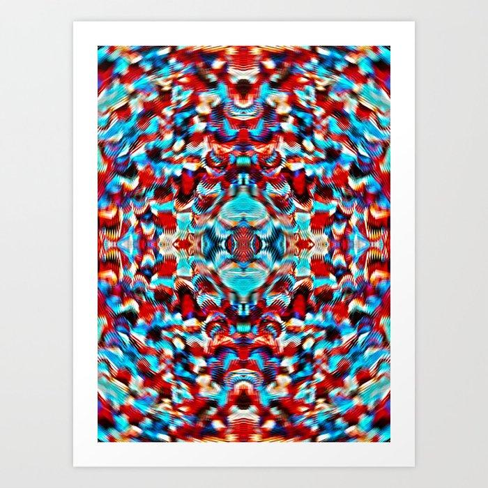DAGGA Art Print