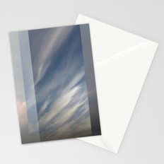 Northern Sky Fragments 5 Stationery Cards