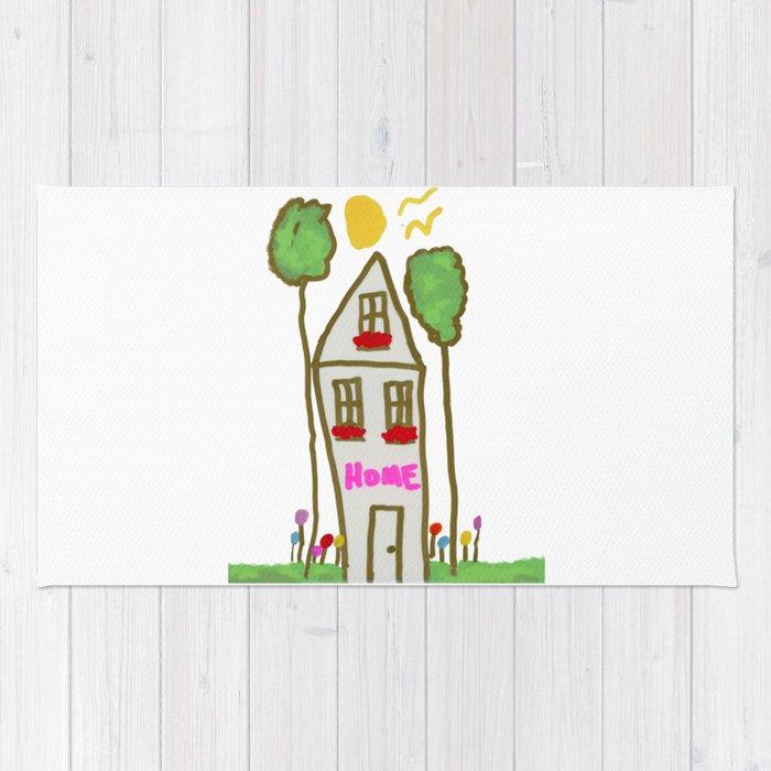 Happy Home Rug